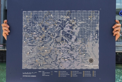 Cartographie des chemins à explorer