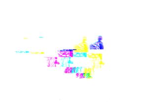 Le photographe glitché